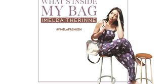What's In My Bag Imelda Therinne