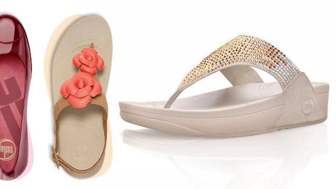 Sandal Wanita Model Sandal Lebaran Tahun Ini 30