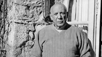 Seniman asal Spanyol Pablo Picasso. (AFP)