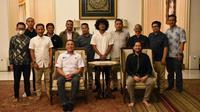 PSSI dan Barito Putera sepakat untuk membantu dan mendukung Bagus Kahfi dalam mewujudkan mimpinya bermain di Eropa. (dok. PSSI)