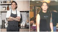 Poter Jadul 6 Chef Tanah Air Ini Bikin Kaget dan Curi Perhatian (sumber:Instagram/ junarorimpandeyofficial  dan Facebook/Juna Rorimpandey (J Rex)