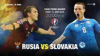 Prediksi Rusia vs Slowakia (Liputan6.com/Trie yas)