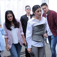 Meet and Greet Sinetron Orang Ketiga (Deki Prayoga/bintang.com)