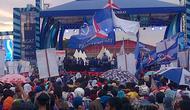 Kampanye Demokrat di Palembang (Ajeng Resti/Liputan6.com)