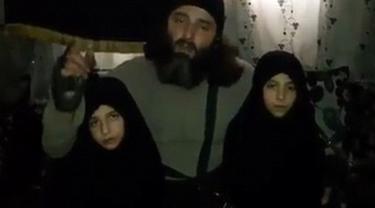 Mengerikan, ISIS Jadikan Bocah 7 Tahun Pembawa Bom Bunuh Diri