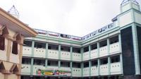Pesantren Tebuireng di Jombang, Jawa Timur.