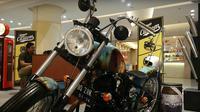 Painting Dengan Tema Karatan, Motor Ini Sukses Bikin Pangling. sumberfoto: Street Arts Custom
