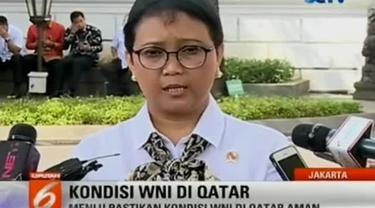 Namun bila ditambah dengan WNI yang belum mendaftar, jumah WNI di Qatar mencapai 43 ribu.