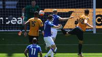 Wolverhampton Wanderers Vs Everton (AFP/ Richard Heathcote)