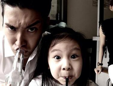 FOTO: Momen Kebersamaan Siwon dan Keponakannya, Calon Suami Idaman Banget