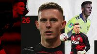 Manchester United - Dean Henderson (Bola.com/Adreanus Titus)