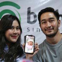 Syahnaz Sadiqah dan Jeje Govinda. (Adrian Putra/Fimela.com)
