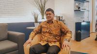 Direktur Utama MTF Pinohadi G Sumardi. Merdeka.com