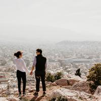Traveling bersama pasangan | unsplash.com/@clearsky