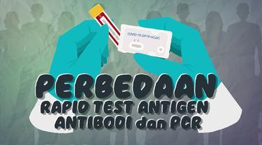 Banyak masyarakat yang masih belum mengetahui perbedaan Rapid Test Antigen, Antibodi dan PCR. Ini dia ternyata perbedaanya.