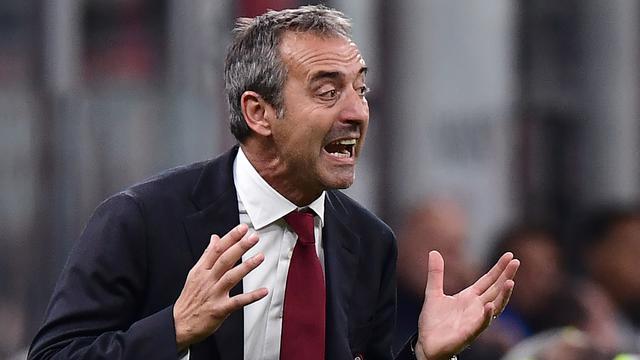 Marco Giampaolo - AC Milan
