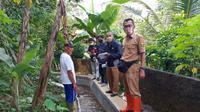 Percepatan olah tanah dan tanam dilakukan di seluruh wilayah Kabupaten Sukabumi mengantisipasi prediksi Juni yang akan memasuki kemarau.