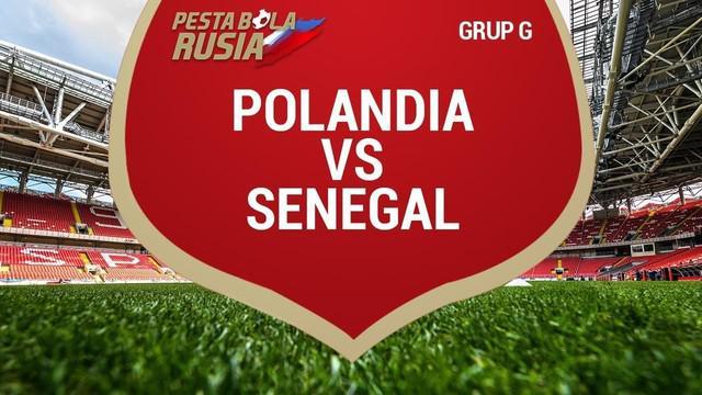 Senegal meraih kemenangan 2-1 atas Polandia pada laga perdana Grup H Piala Dunia 2018 yang berlangsung di Stadion Spartak, Selasa (19/6/2018) malam WIB.