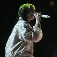 Billie Eilish di Grammy Awards 2020. (Photo by Matt Sayles/Invision/AP)