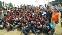 Suzuki Carry Club Indonesia (SCCI) menjadi klub ke-14 yang berada di bawah naungan Suzuki Indonesia. (Septian / Liputan6.com)