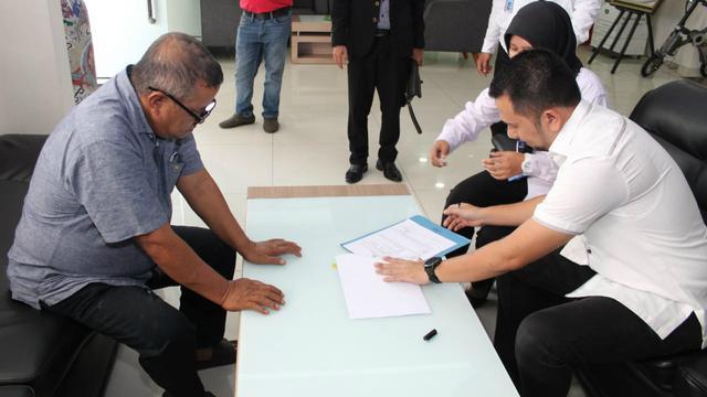 Ketua DPRD Buton Selatan