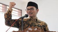 Kepala BKKBN Hasto Wardoyo menjelaskan persiapan khusus bila BKKBN jadi lembaga pertama yang pindah ke ibu kota baru. (Dok Humas Badan Kependudukan dan Keluarga Berencana Nasional)