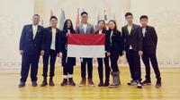 8 peneliti belia Indonesia kembali berlaga di ajang lomba penelitian internasional 8th Asia Pacific Conferenca of Young Scientists (APCYS) 2019. (Foto: Dok Istimewa)