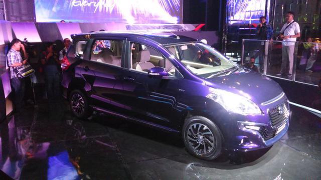 Lebih Irit Suzuki Ertiga Diesel Atau Chevrolet Spin Diesel