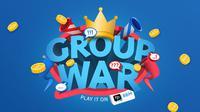 BBM Rilis fitur baru Group War (kredit: BBM)