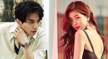 Suzy dan Lee Dong Wook