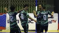 Pemuncak klasemen Grup B Wilayah Timur, Vamos Mataram tampil dominan dengan memenangi pertandingan melawan Bintang Timur Surabaya