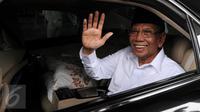 Kabar duka, Kamis (16/3/2017), Anggta Dewan Pertimbangan Presiden KH Hasyim Muzadi meninggal dunia. (Liputan6.com/Helmi Afandi)