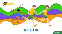 Sea Games 2019 - Cabor - Atletik (Bola.com/Adreanus Titus)