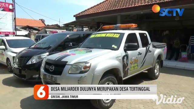 Desa Sekapuk di Kecamatan Ujungpangkah, Gresik, Jawa Timur kini tampil menjadi desa miliarder dengan PAD dari pengelolaan Badan Usaha Desa mencapai Rp 4 miliar per tahun. Desa ini memiliki mobil operasional mewah dan bisa menyediakan lapangan kerja b...