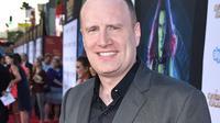 Kevin Feige, presiden Marvel Studios sekaligus produser film-filmnya. (John Shearer/Invision/AP)