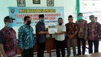 Musyawarah Desa di Rembang. (Liputan6.com/ Ahmad Adirin)