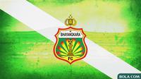 Logo Bhayangkara FC (Bola.com/Adreanus Titus)