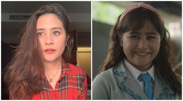 Naik 7 Kg Demi Peran, Ini 6 Potret Prilly Latuconsina saat Berperan Sebagai Lily