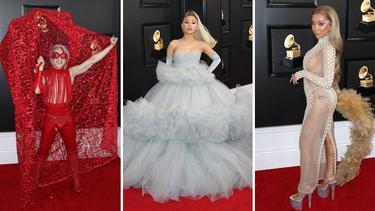 [Fimela] Penampilan Para Bintang di Grammy Awards 2020