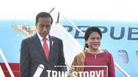 Jokowi dan Iriana sudah saling cinta, mendampingi dan bersetia sejak mereka masih pasangan biasa. (Foto: instagram.com/jokowi)