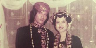 George Rudy dan Istri (Instagram/georgerudyofficial)