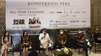 Plataran Indonesia menggelar konser musik bertitel All Star Legends Virtual Concert. (Ist)