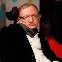 Stephen Hawking meninggal dunia diusia 76 tahun. (Justin TALLIS / AFP)