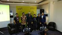 Sebenyak 50 seniman lintas disiplin ilmu hadir memeriahkan pameran Indonesia Contemporary Art and Desain (ICAD) 2017. Foto: Ahmad Ibo/ Liputan6.com.