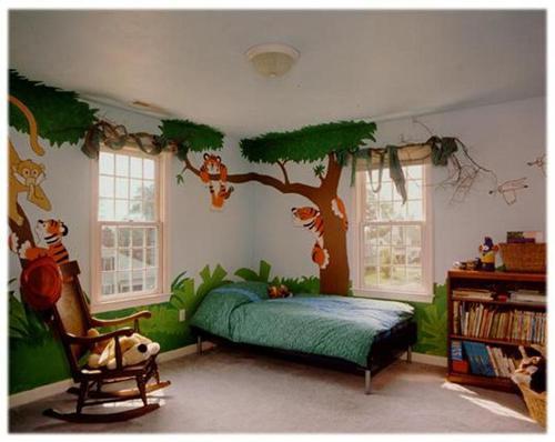 Desain Kamar Tidur Untuk Wanita Dewasa 3 inspirasi kamar anak yang bikin si kecil betah tidur