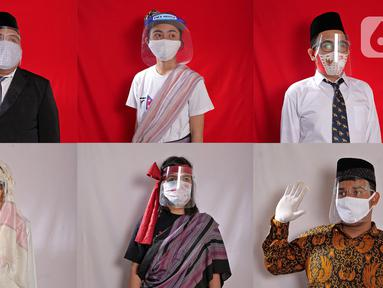 Memperingati 17 Agustus adalah hal yang ditunggu oleh setiap rakyat Indonesia, termasuk orang berkebutuhan khusus atau inklusif. (Liputan6.com/Herman Zakharia)