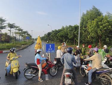 Vietnam Berlakukan Pembatasan Lebih Ketat di ibu kota Hanoi