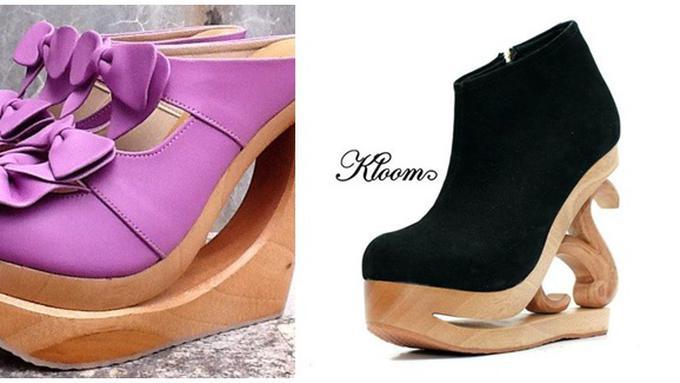 46815d8abba6 Pilihan Sepatu dan Sendal Dari Kloom Clogshoes Memang Menggoda Untuk ...