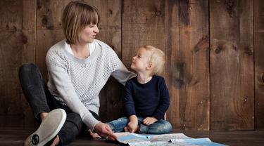 Hari Anak Nasional: Belajar Jadi Ibu yang Pengertian