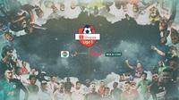 Ilustrasi Liga 1 Indonesia (Bola.com/Adreanus Titus)